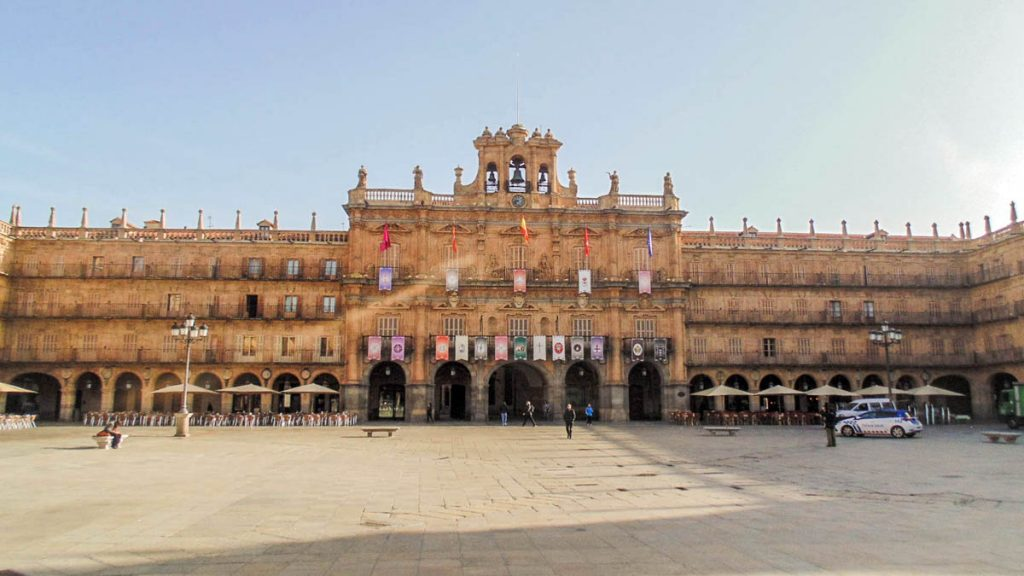 Plaza Mayor de Salamanca 1