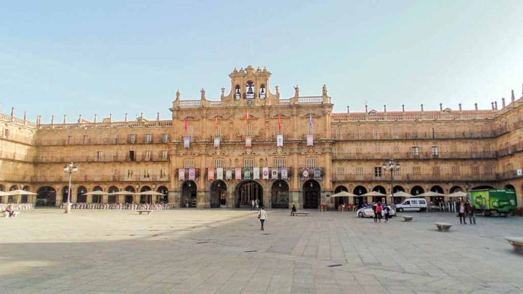 Plaza Mayor de Salamanca 3