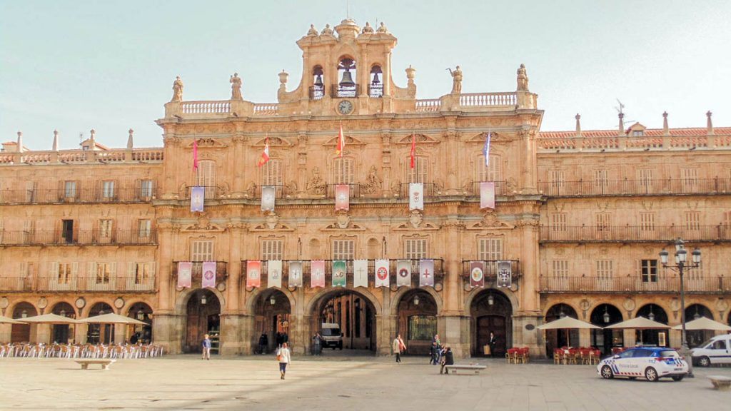Plaza Mayor de Salamanca 4