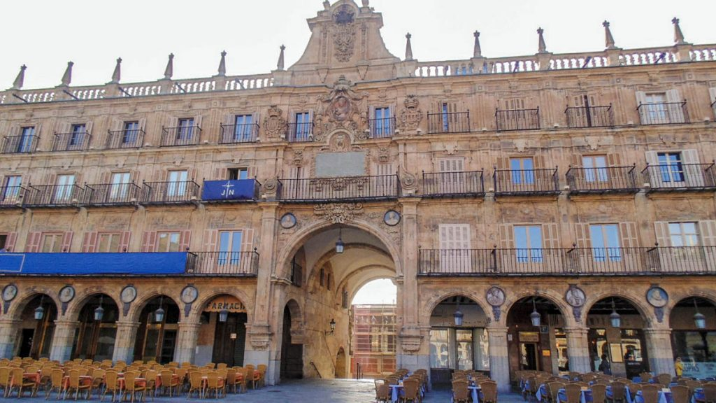 Plaza Mayor de Salamanca 5