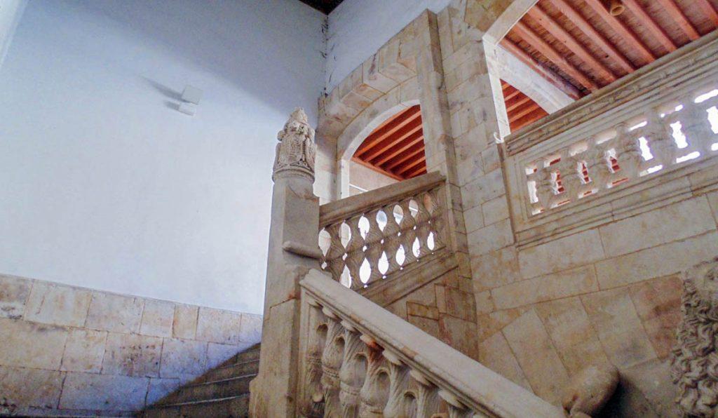 Casa de las conchas de Salamanca 2