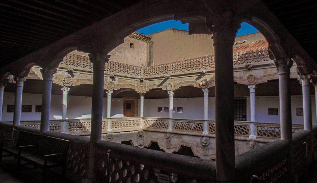 Casa de las conchas de Salamanca 3