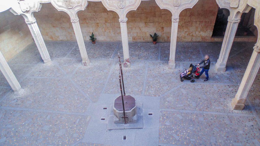 Casa de las conchas de Salamanca 4