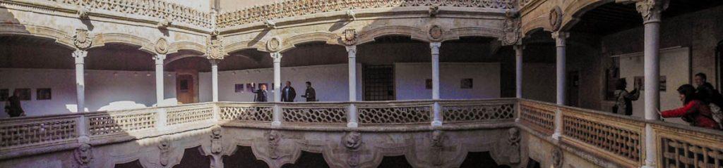 Casa de las conchas de Salamanca 5