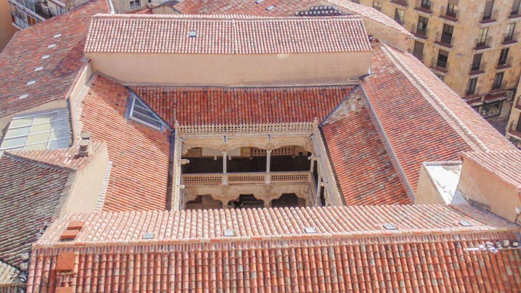 Casa de las conchas de Salamanca 6