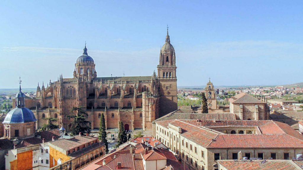 Catedral de Salamanca 1
