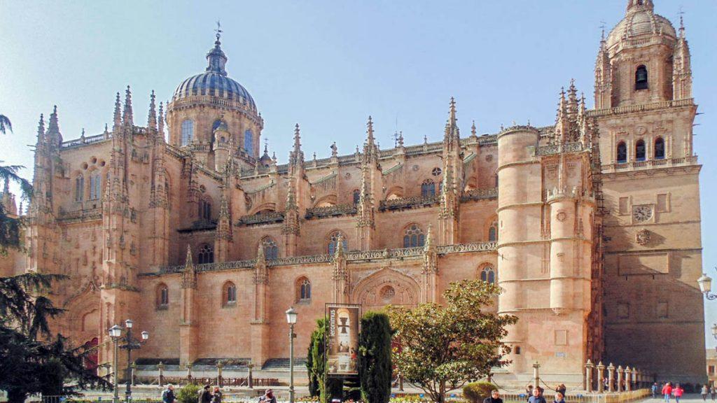 Catedral de Salamanca 2