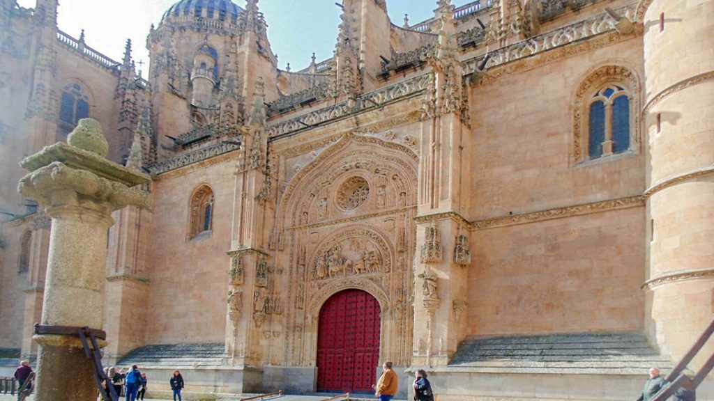 Catedral de Salamanca 3
